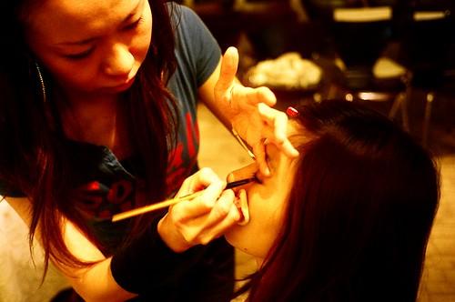 美人化妝師