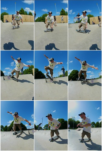 Ollie over the deathbox to b/s 5.0