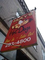 Huey's Hot Dogs
