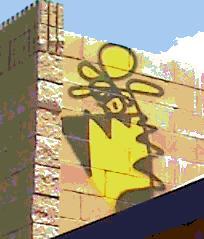Milpitas graffiti