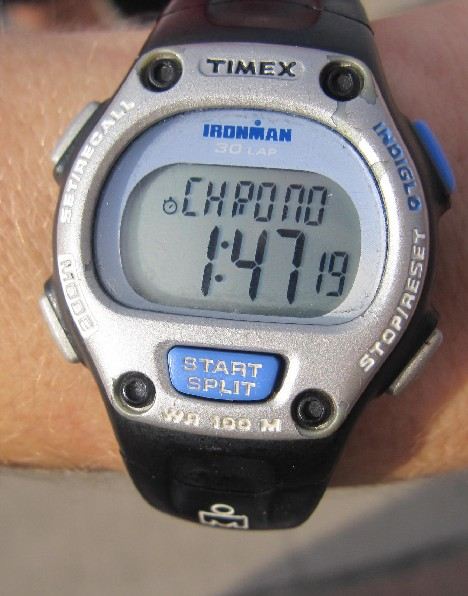 My Watch Says 1:47!