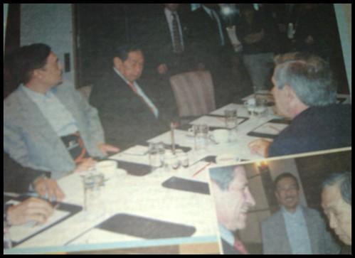 Anwar, Gus Dur & Wolfowitz di Munich