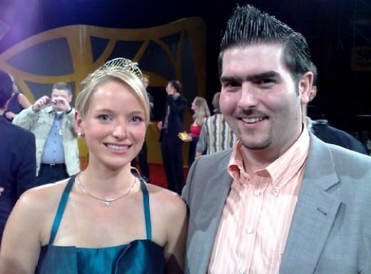 Sonja Christ und Alexander Ultes