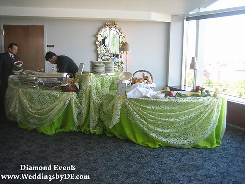 Better Events Catering Stations