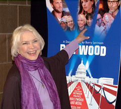 Ellen Burstyn PoliWood poster 2009 by David Sh...