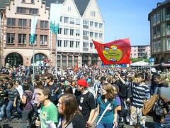 Bildungsstreik 2009 Frankfurt (08)