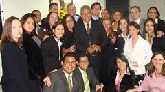 Integrantes del módulo Gestión Financiera (FI) egresados de la primera academia Esperansap en Caracas