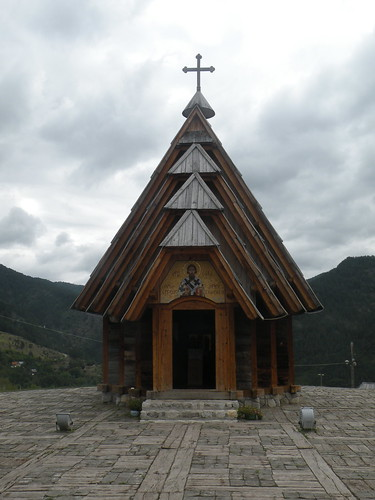 The Small Chapel at Drvengrad