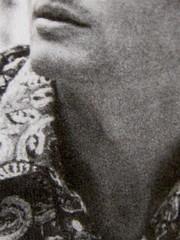 Alberto Arbasino, Romanzi e racconti, Mondadori -i Meridiani 2009; al cofanetto (entrambe le facciate): Ritratto di Alberto Arbasino, Roma 1969, ©Elisabetta Catalano (part.) 3