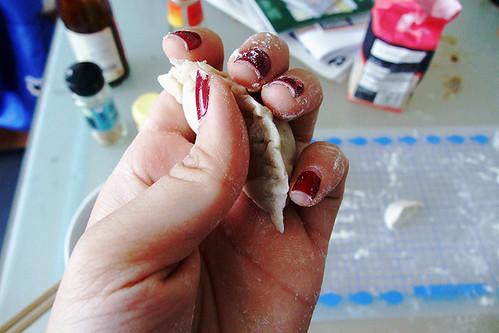 Jiao Zi: Sealing Dumplings 1/2