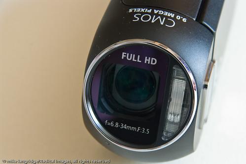 Samsung HMX-R10 Camcorder _G201346