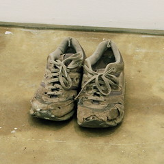 Haley Mellin, Running Shoes, 2009