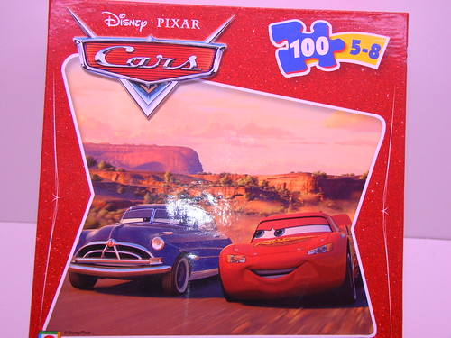 Disney CARS Puzzles (3)