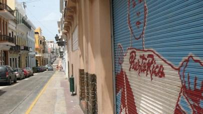 San Juan, Puerto Rico, where Sonia Sotomayor has become a celebrity. (Photo: Valeria Fernández)