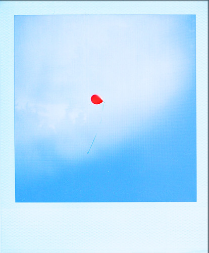 blue sky balloon copy