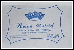 010 Pastelitos Reina Astrid