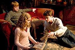 harry potter y el misterio del príncipe por ti.