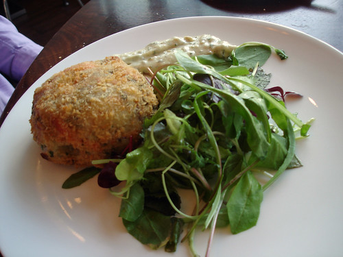 Salmon and Smoked Haddock Fish Cake