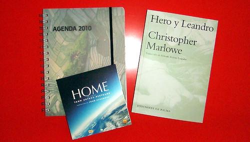 Agenda, 'Home' y Marlowe
