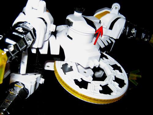 Tora Origami Hiden Disk