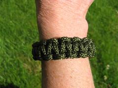 Paracord (survival) bracelet Mk2