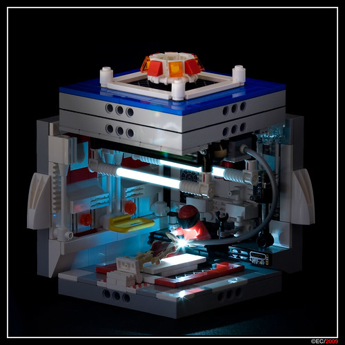 LEGO Repair Shop Starwars Light