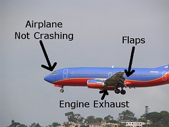 Southwest's Unapproved Part