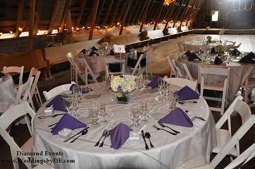 Rockwood Manor Barn Reception