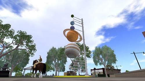 Sunny Mole's Planets
