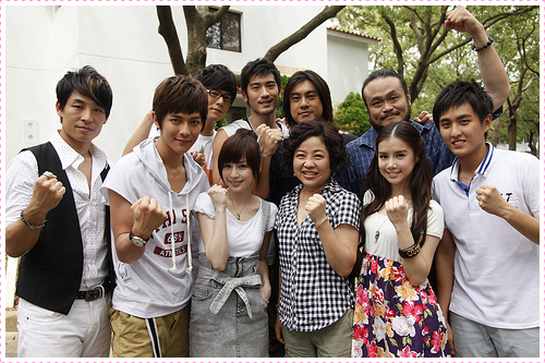 Momo Love Cast