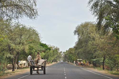 Roads of Punjab
