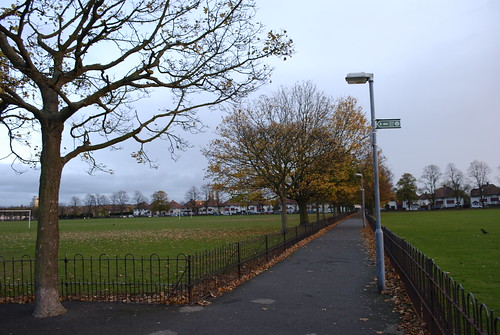 The ring completed: Charlton Park