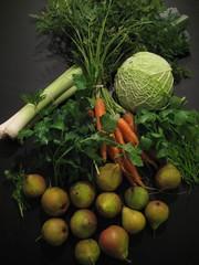 Aardvlo veggiebag week 45