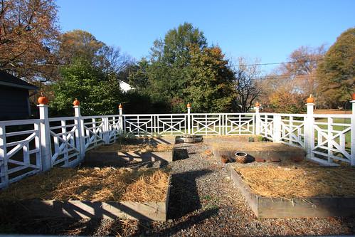 Winterized Garden