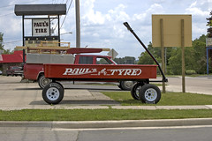 """""""Little"""" Red Wagon 2"""