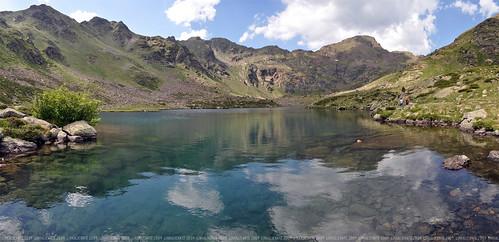 Tristaina - Estany del Mig - Andorra
