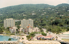 Ocho Rios from Ship