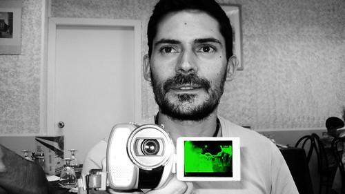 Lhome hermenèutic. Conectant universos amb una càmera de video.