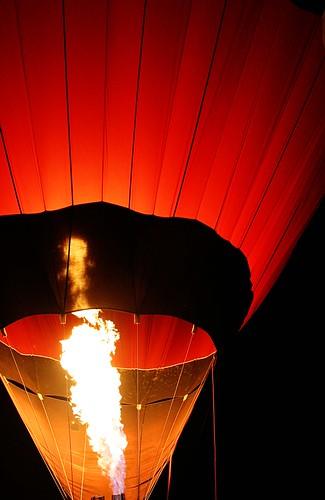 Bluegrass Balloon Glow