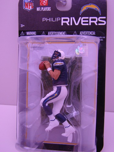 Macfarlane 3 inch Phillip Rivers