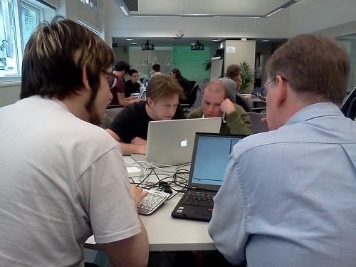 Code Retreat Sheffield - Coding