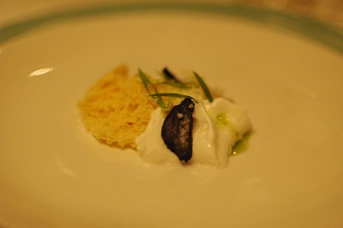 Garlic & Coconut Amuse Bouche