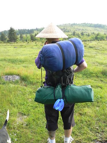 Mount Rogers Backpacking 2009 - Camp - Dog Owner's Carabiner