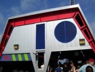 Cedar Point - Millennium Force Station