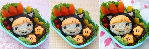 Kitty Bento