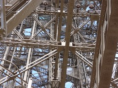 image of steel building framework
