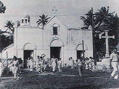 Santa Guadalupe Church, Sumay