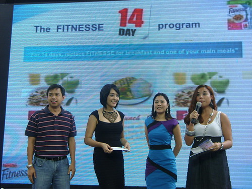 Nestle Fitnesse 14 Days Off Launch Program proper