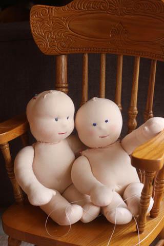 WIP - dolls