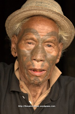 Faces of Nagaland